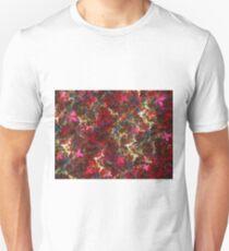 Fractal Bipolar Flowers  T-Shirt
