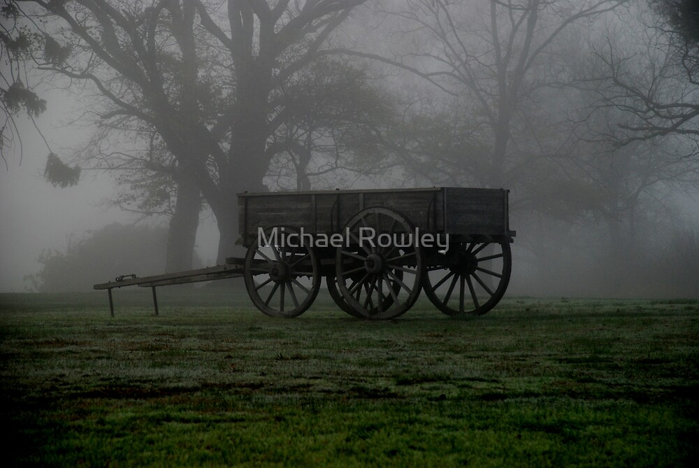 Paint Your Wagon by Michael Rowley