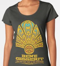 Dune BENE GESSERIT Women's Premium T-Shirt