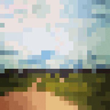 Digital Landscape #6 by MisterKeet