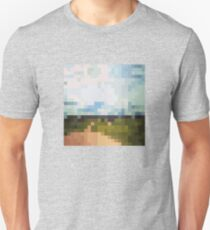 Digital Landscape #6 Unisex T-Shirt