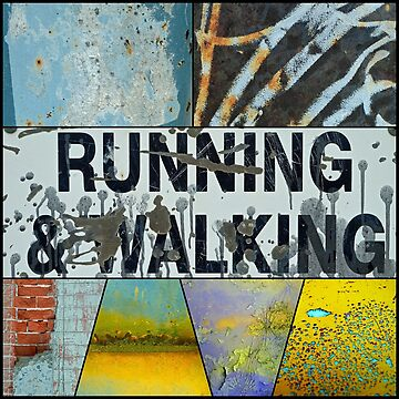 Running & Walking by taraturner