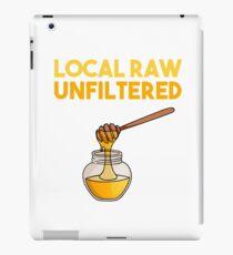 LOCAL RAW UNFILTERED iPad Case/Skin