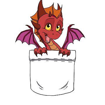 Aeluris - Pocket Dragon by BlazeTFD