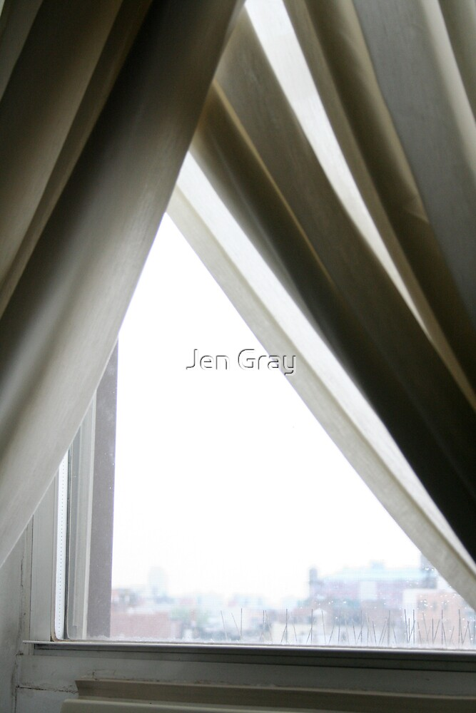 behind the veil by Jen Gray