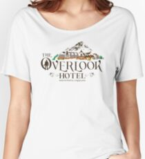 Overlook Hotel - The Shining Colour Winter Women's Relaxed Fit T-Shirt