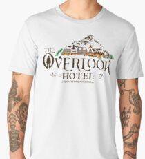 Overlook Hotel - The Shining Colour Winter Men's Premium T-Shirt