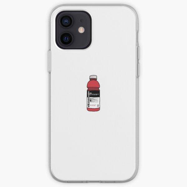 XXX vitamina agua Funda blanda para iPhone