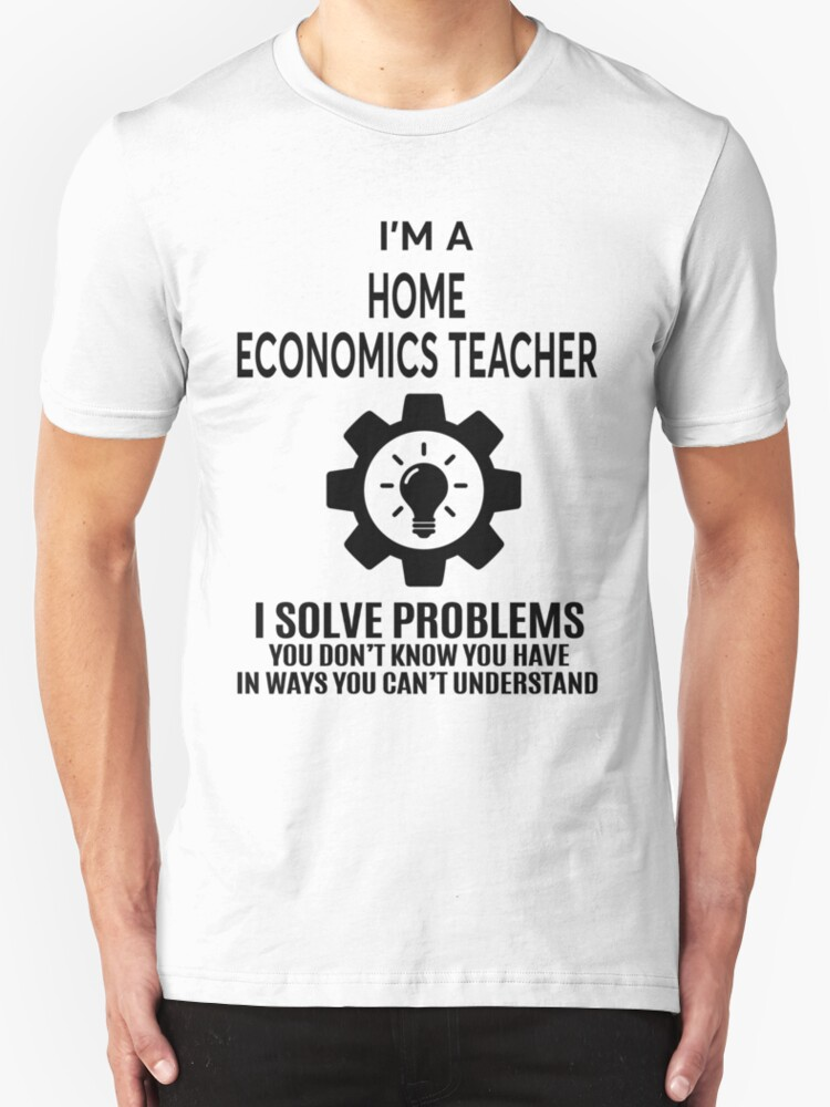 HOME ECONOMICS TEACHER - NICE DESIGN 2017\