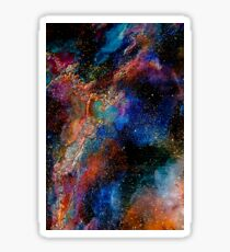 Nebula Crossing Sticker
