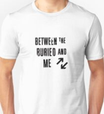Between the Buried and Me Design T-Shirt