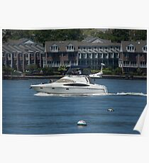 Yachting Poster