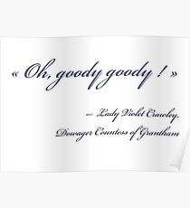 Goody Goody Poster