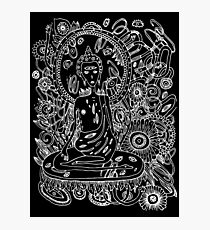 Young Buddha Photographic Print