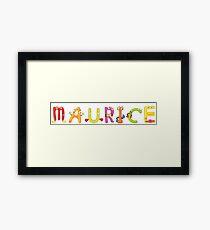 Maurice Framed Print