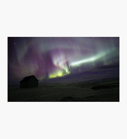 Iceland Aurora Photographic Print