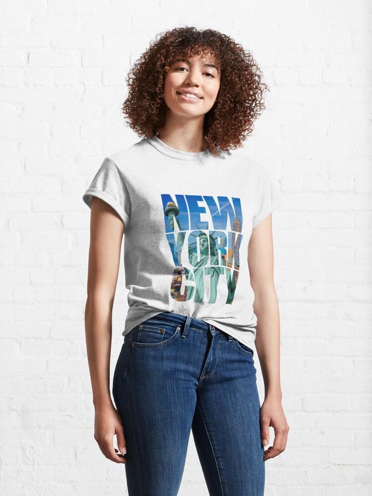 Alternate view of New York City Classic T-Shirt