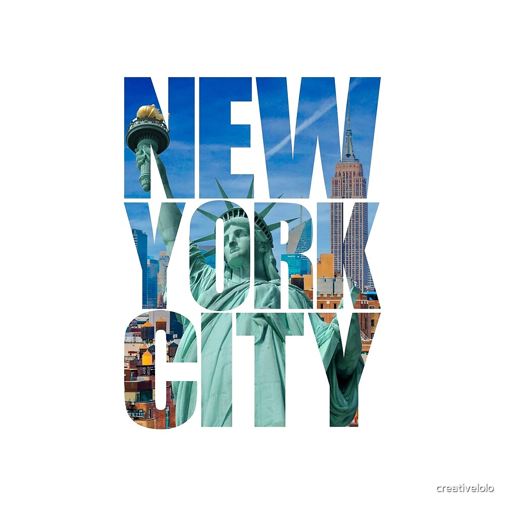 New York City by creativelolo