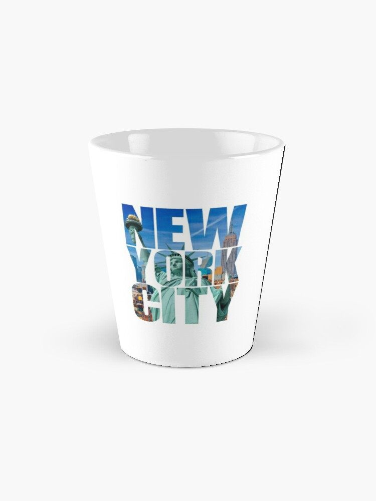 Alternate view of New York City Mug