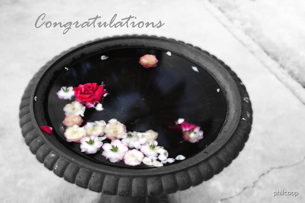 Congratulations by philcoop