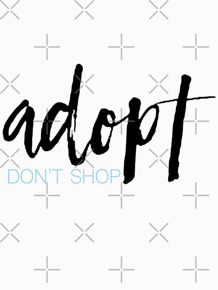 Adoptieren nicht einkaufen von pgracew