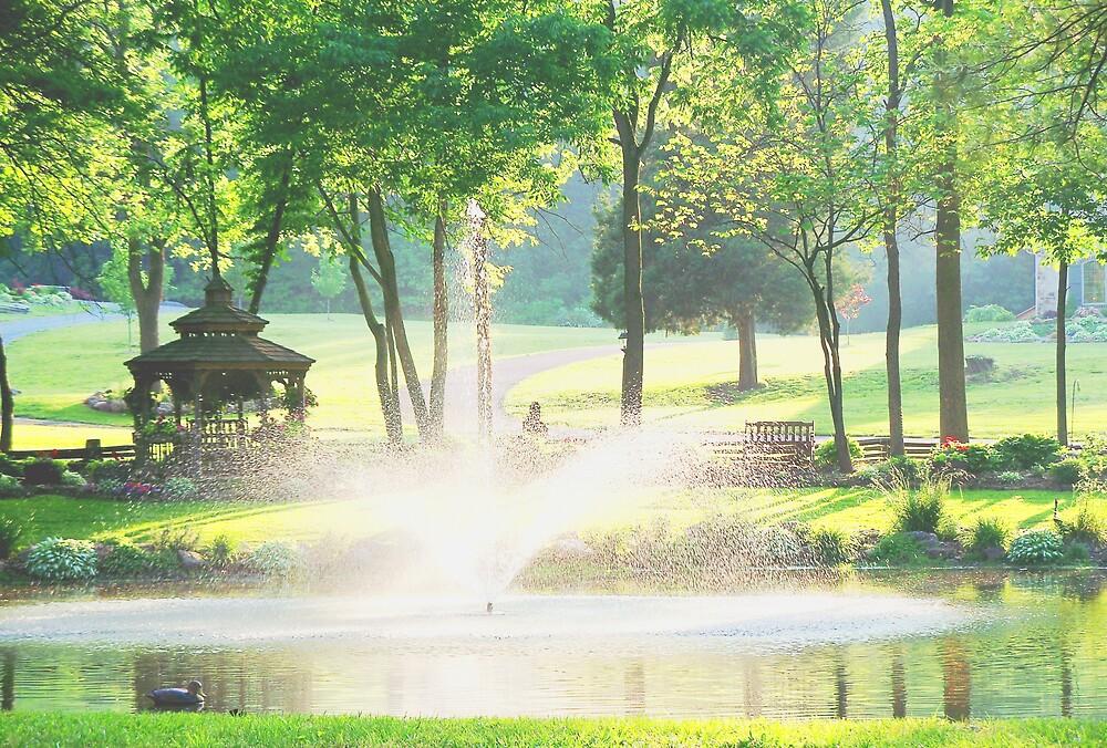 Fountain of Joy by Judi Taylor