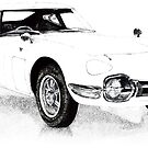 Toyota 2000GT by theothergarage