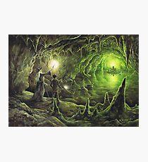 Horcrux Cave Photographic Print