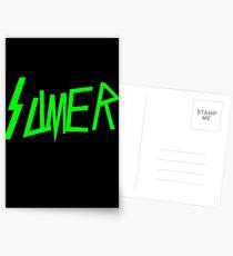 Slimer Slayer Postcards