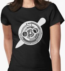 knifey pendy Women's Fitted T-Shirt