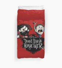 PvP Plays: Don't Starve Together Duvet Cover