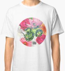 Yoga: Flora Aum Classic T-Shirt