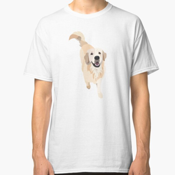 Golden Retriever Doggo Classic T-Shirt