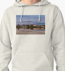 Islay: Dusk at Port Ellen Pullover Hoodie