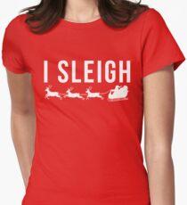i sleigh - christmas T-Shirt