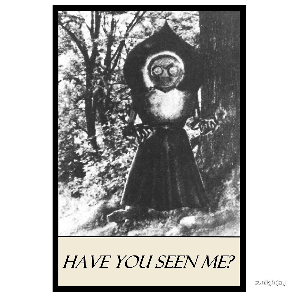 Flatwoods Monster - Have You Seen Me? by sunlightjay