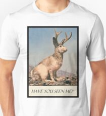 Jackalope - Have You Seen Me? T-Shirt