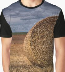 Chillenden Fields Graphic T-Shirt