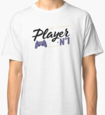 Player N°1 - Father and son Classic T-Shirt