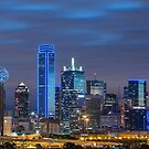 Tony Romo Dallas Skyline Tribute by josephhaubert