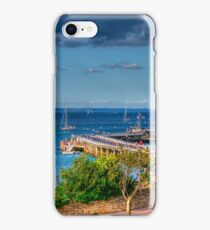 Swanage - Dorset Landscape iPhone Case/Skin