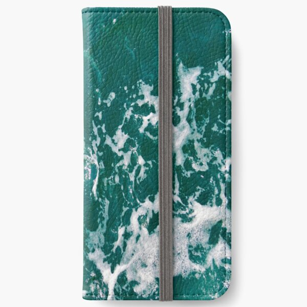 Emerald iPhone Wallet