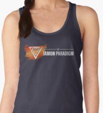 Jamon Long Logo Women's Tank Top