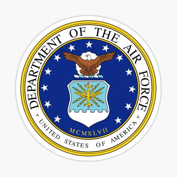 United States Air Force Logo Sticker