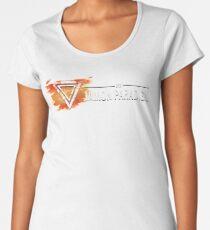 Jamon Long Logo Premium Scoop T-Shirt