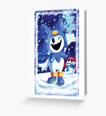 HeeHo Tarot Greeting Card