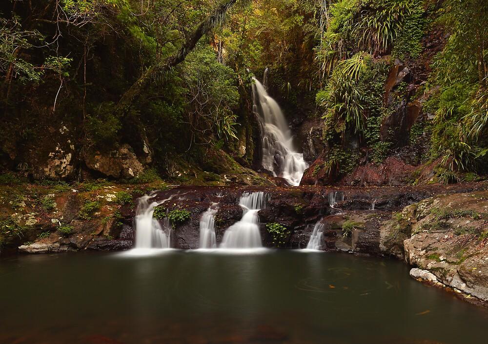 Elebana Falls by David James