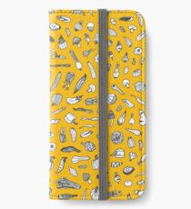 Vegetables - yellow - iPhone Wallet/Case/Skin