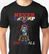 ONE FOR ALL - GYM T-Shirt