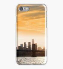 NYC New York City Skyline Souvenir Statue of Liberty iPhone Case/Skin